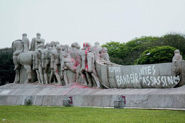 Erica Malunguinho (PSOL) propõe a remoção de todas as estátuas de escravocratas em SP