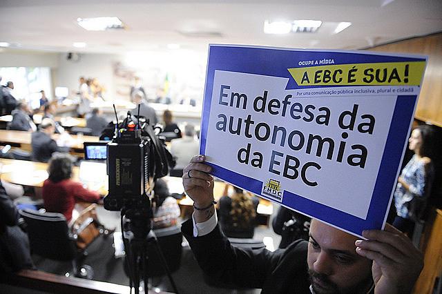 PSOL questiona governo Bolsonaro sobre denúncias de perseguição a jornalistas na EBC